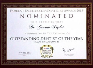 04 Nomination Outstanding Dentist of the Year Under 45