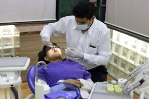 Dental Arch - Attending Patients 2